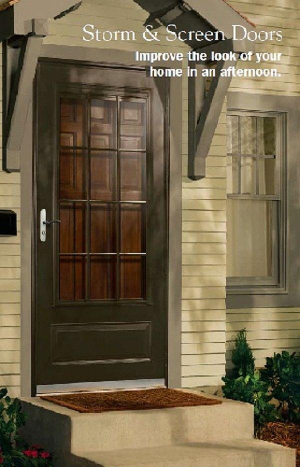 Pella Storm Door Options Door Designs Plans Door