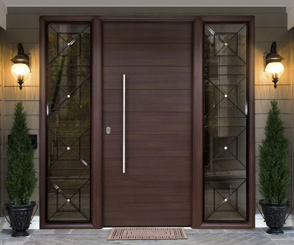 20 Amazing Industrial Entry Design Ideas Entrance Doors Front