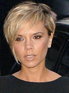 Back Of Victoria Beckham Hair Victoria Beckham Ash Blonde Hair
