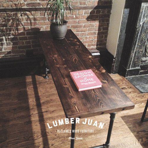 Best 25 Reclaimed Wood Desk Ideas On Pinterest Corner