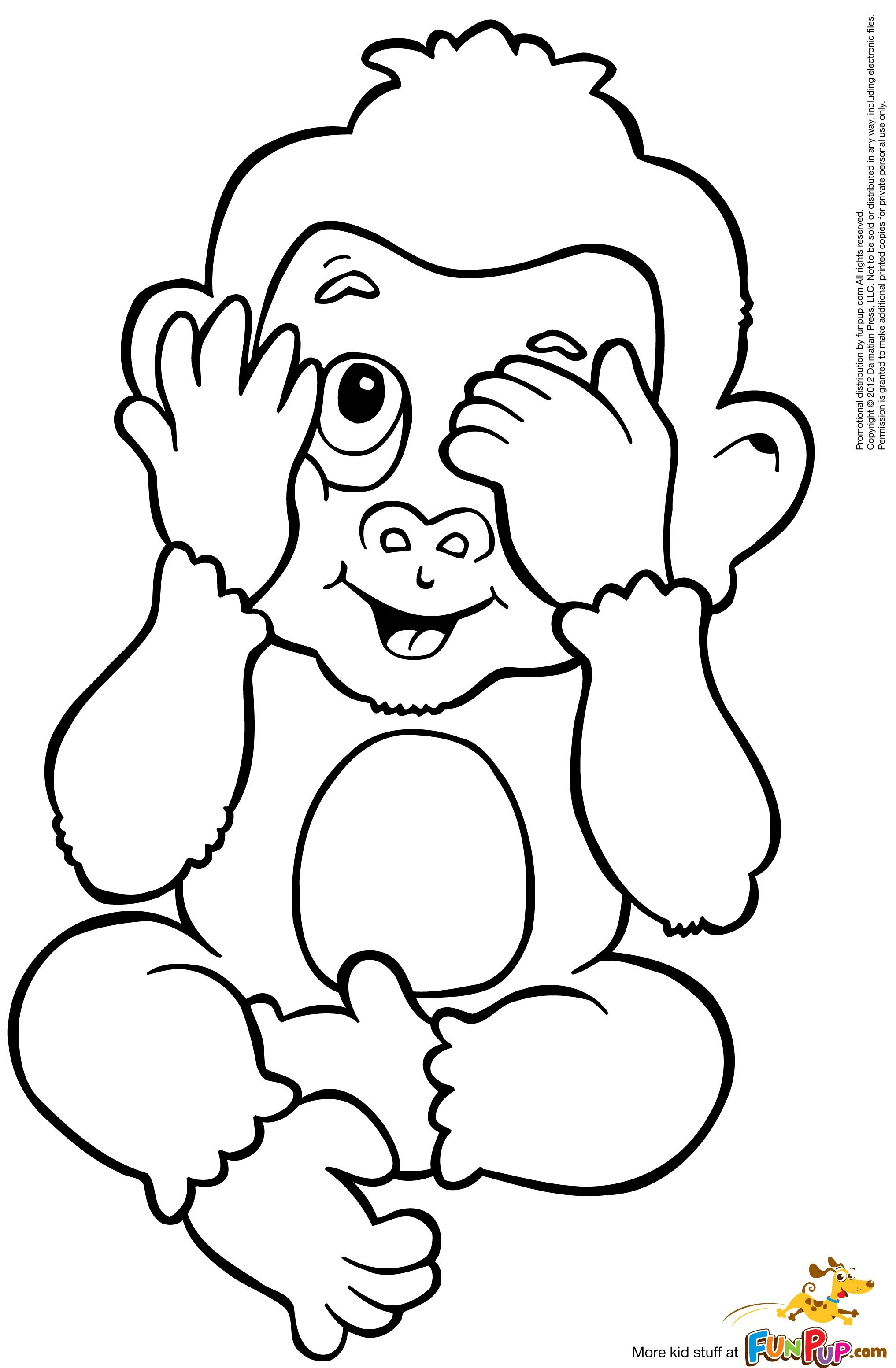Cute Baby Owl Coloring Pages Pictures