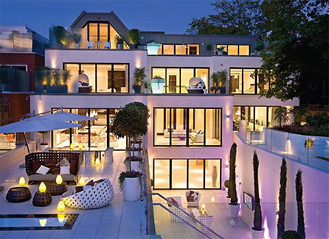 The Dream House? Yes Please! Dream Dream Dream Square Feet And