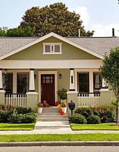 also love the bungalow house pinterest craftsman and rh