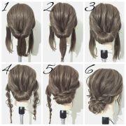 pretty hairstyle ideas women