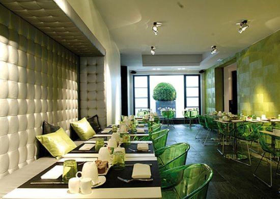 Green Elegant Restaurant Google Search Restaurant Interior