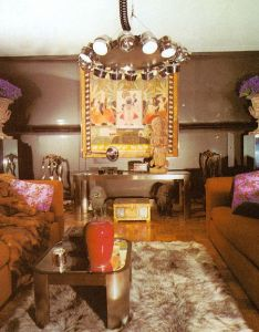 Bloomingdale   book of home decorating by nadjabot also books and interiors rh pinterest