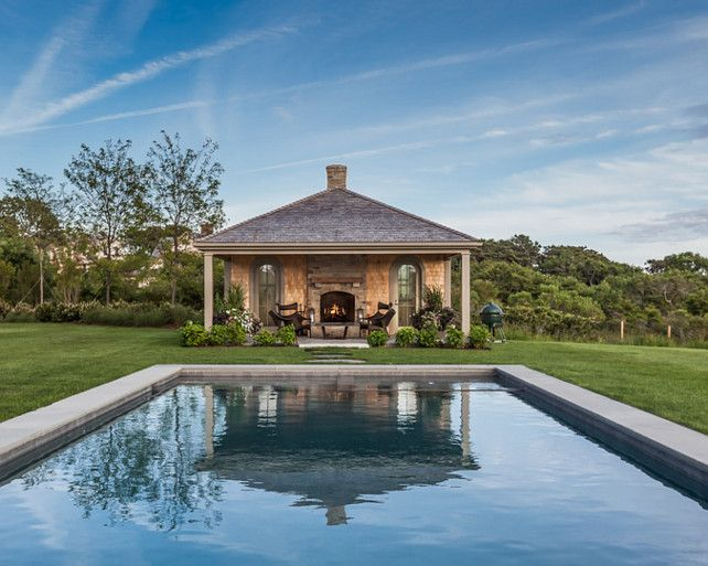 20 Beautiful Pool House Designs Pool Houses Interiors And House