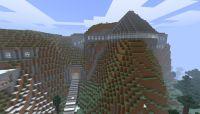 minecraft mountain house ideas - Google Search   minecraft ...