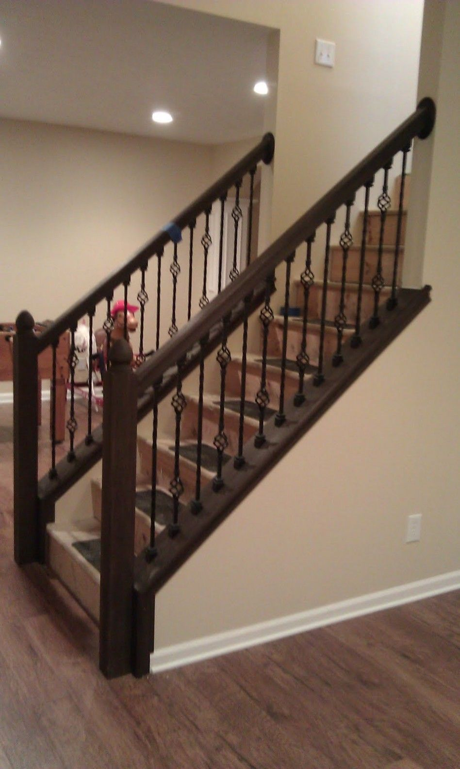 Stair, : Amazing Staircase Decorating Design Ideas With
