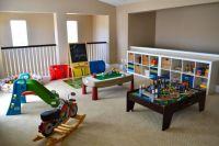 Playroom Layout Ideas   ... design basement playroom ideas ...