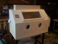 How To Make A Sandblast Cabinet  Cabinets Matttroy