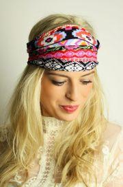 30 Long Hairstyles Bandanas Bohemian Hairstyles Ideas Walk The