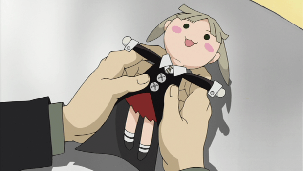 Image result for soul eater maka and spirit