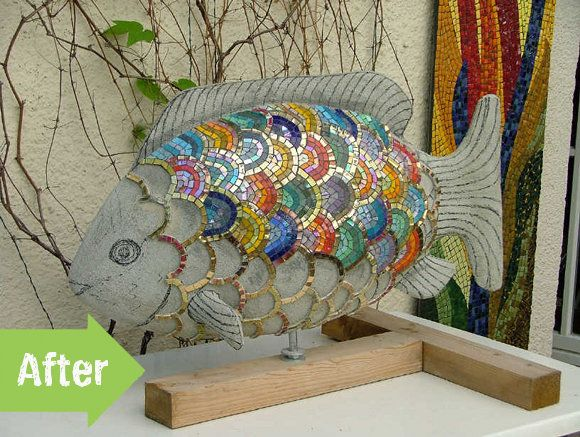 Fish Mosaic Designs Here Is More About Ingrid — If You Are A
