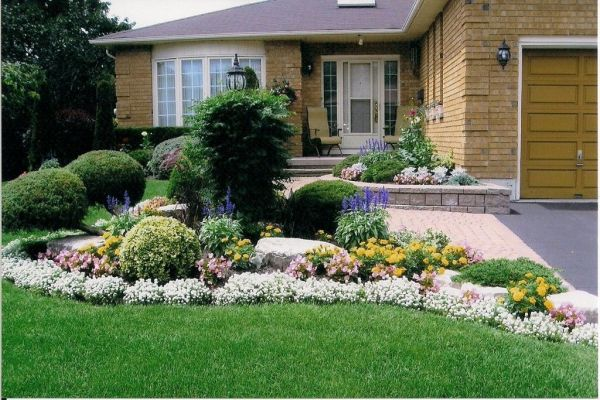 front yard landscaping ideas gather
