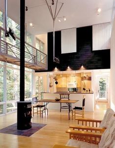 Modern tiny house designed by mcinturff architects home gallery design also pin donato perconti on     pinterest spaces rh