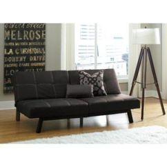 Delaney Futon Sofa Bed 3 Piece Living Room Set Black And White Design Ideas Great For Boys Playroom House Pinterest Leather Dhp Splitback Mattress