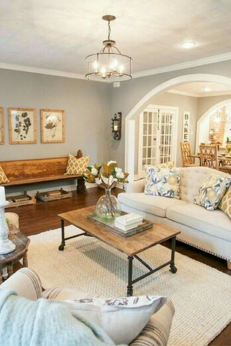 Neutral living room new house family pinterest accent colors slate and cozy also rh