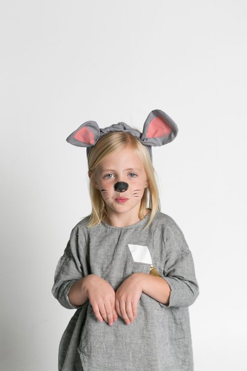 DIY Animal Headwraps Part 1 Mice Costumes And Animal Costumes