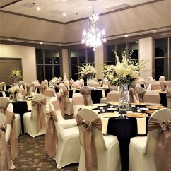 Events By Designer Chair Covers Hair Dryer Wedding Reception With Ivory Spandex Gold