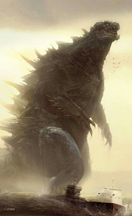 Epic Godzilla Fan Art  Kaiju  Pinterest  Godzilla, Fan