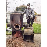 Lowboy Furnace Heat Exchanger and Blower Motor #HVAClife ...