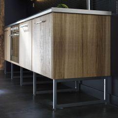 Kitchen Cabinets With Legs Organizing Limhamn Ben Och Metod Bänkskåp I Nya Mått Ger En Luftigare