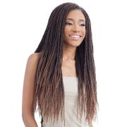 modelmodel synthetic hair braids