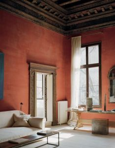 More fabrics discovered this inspirational article  move over paris the world  most beautiful homes are in italy also rh pinterest
