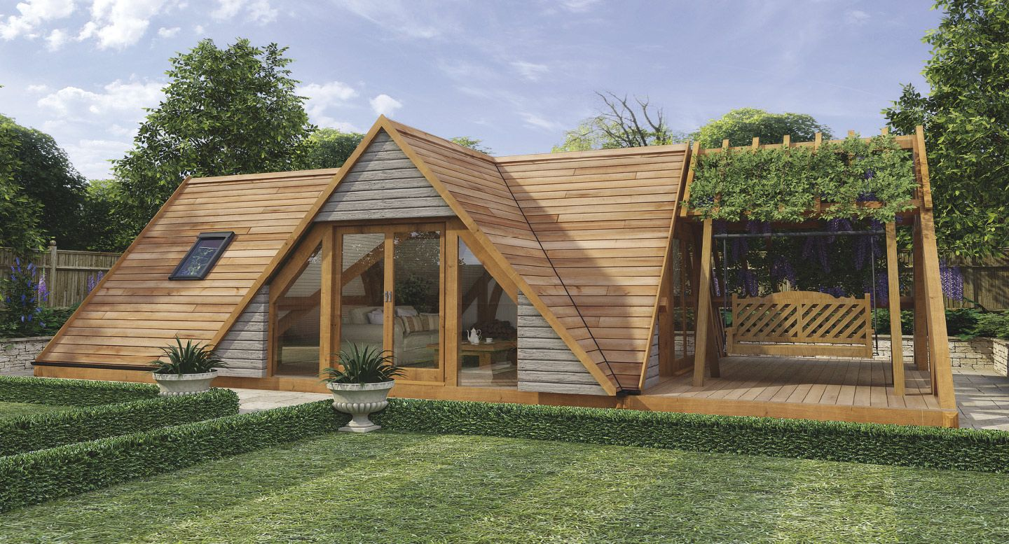 L Shaped Garden Room Google Search Our Home Ideas Pinterest
