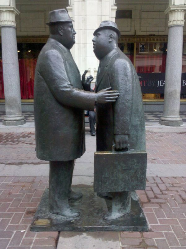 Calgary Street Sculptures