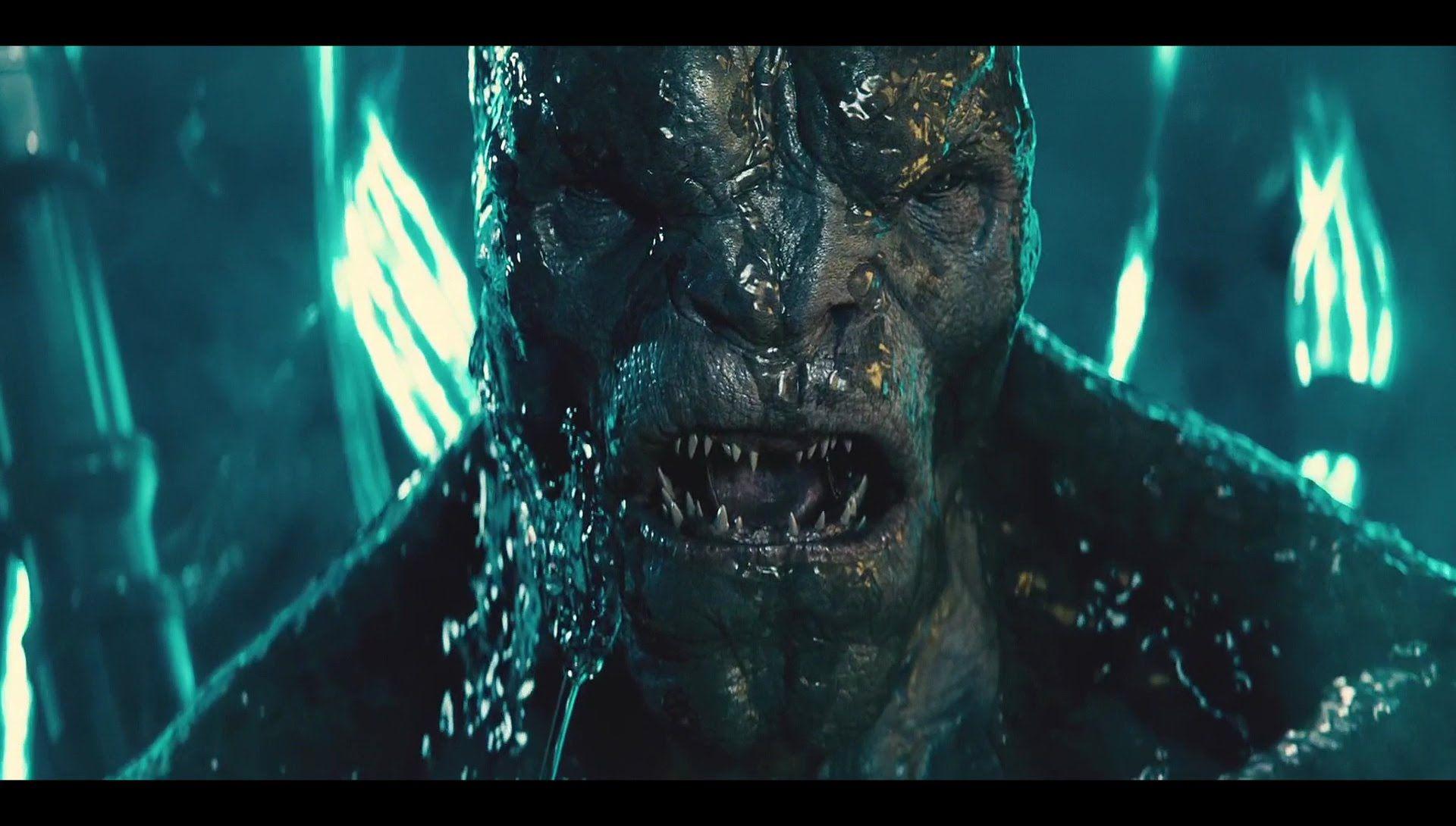 batman v superman ''lex luthor creates superman's doomsday'' 1080p
