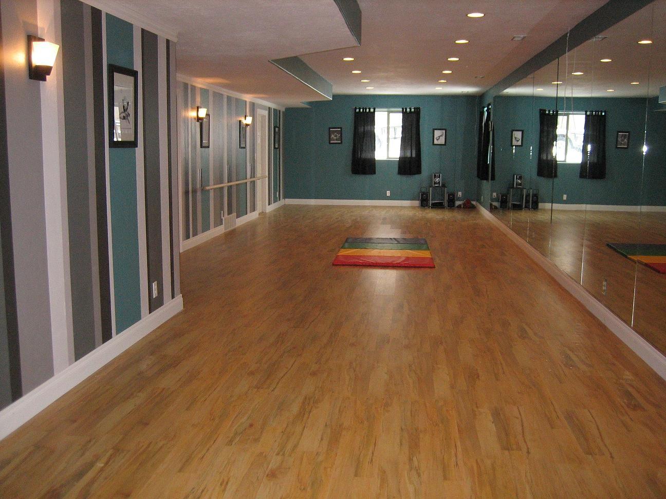 Studio Ideas Yoga Decorating