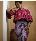 African Print Dresses Fashion Style