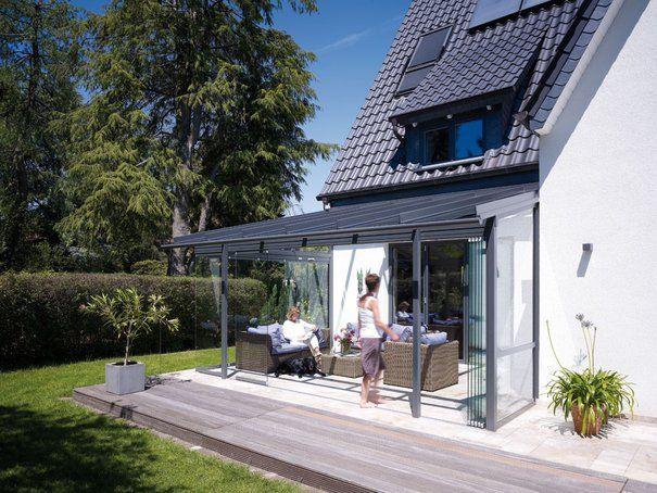 Wintergarten Oder überdachte Terrasse? Beides! Garten