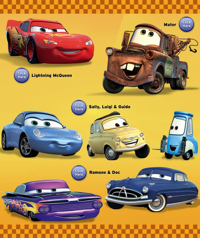 Cars 2 Cartoon Characters Names : Cars cartoon characters names ankaperla
