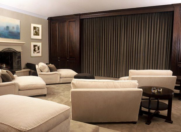 Seating For Basement 15 Cool Home Theater Design Ideas DigsDigs