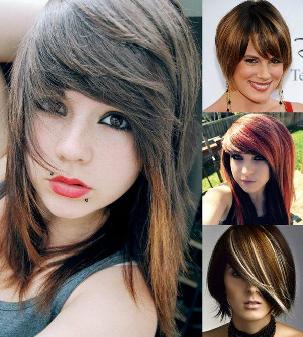 Highlights Emo Hairstyle Everything Hair Pinterest Emo