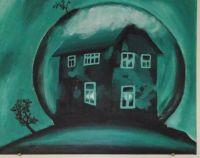 monochromatic painting   K-12: Tints & Shades+   Pinterest ...