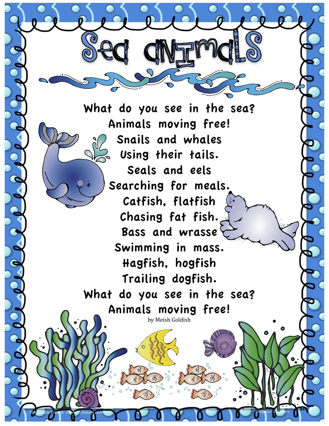 Ocean Habitat Worksheet For Preschoolers