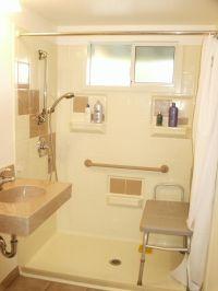 Handicap-Accessible Bathroom Designs #WetRoomsforDisabled ...