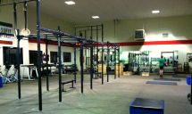 CrossFit Gym Boxes