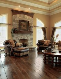 Tuscan Living Rooms on Pinterest | Tuscan Dining Rooms ...