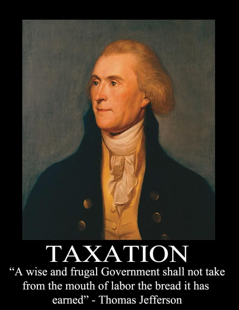 Founding Father Quotes Founding Fathers Quotes On Income Tax Picture