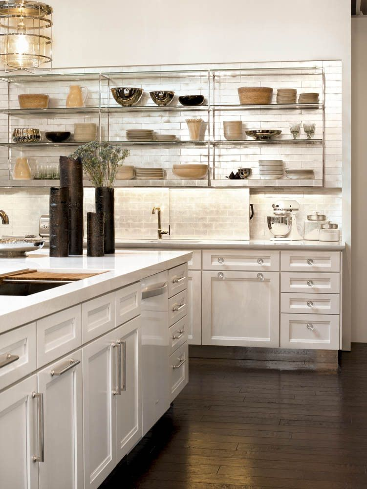 Extractor Kitchen Hood White