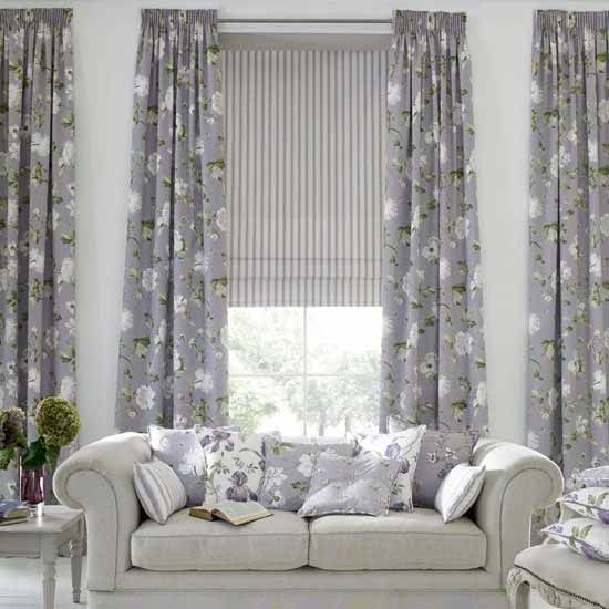 Beautiful Living Room Curtain Ideas Beautiful Grey And Blackout