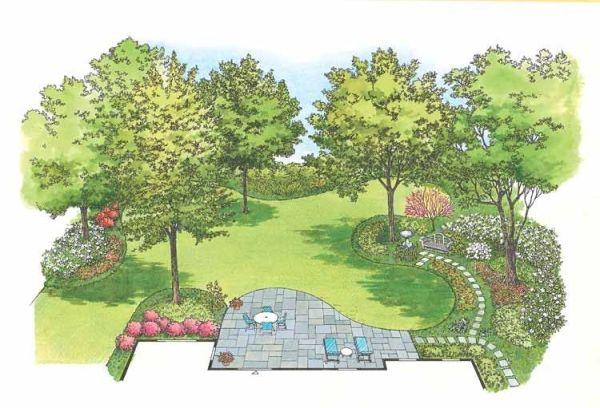eplans landscape plan - incorporating