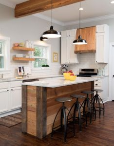 Chip and joanna work  big island with tons of workspace into almost every kitchen also best images about islands on pinterest rh