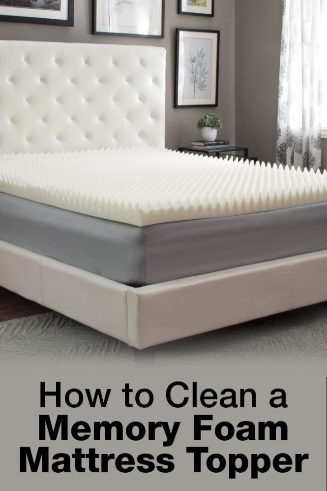 If You Enjoy Sleeping On A Memory Foam Mattress Topper Should Be Prepared To