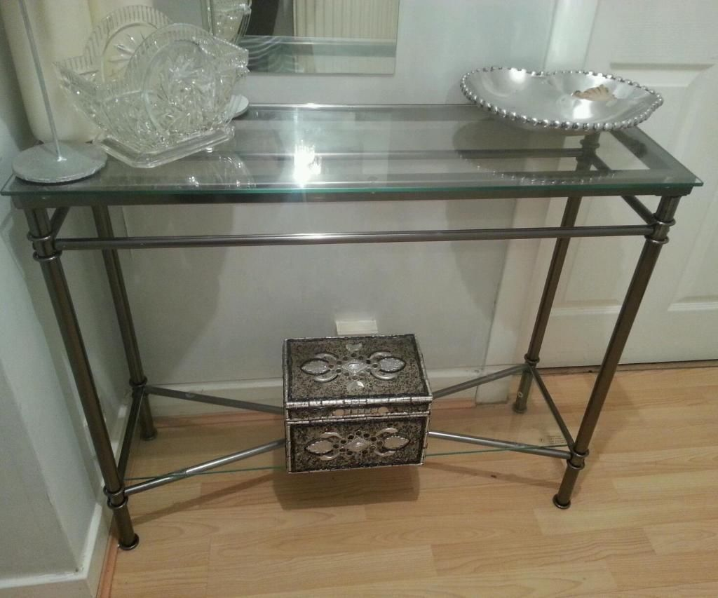corner sofa metal legs room furniture rectangle console table with glass top
